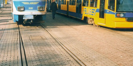 Machbarkeitsuntersuchung Neubauabschnitt Straßenbahn in Plagwitz