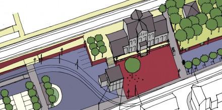 Planung und Gestaltung von Bahnhofsumfeldern