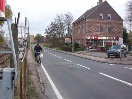 Variantenuntersuchung Fuß-/Radweg zwischen Halle-Nietleben und Dölau