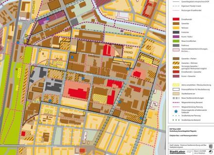 Entwicklungskonzeption Gewerbegebiet Plagwitz