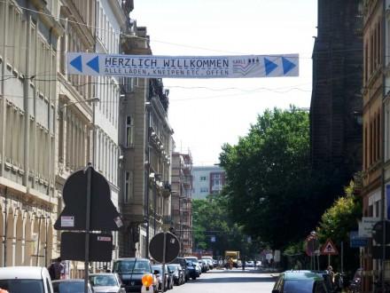 Moderation Umbau Peterssteinweg/ Karl-Liebknecht-Straße