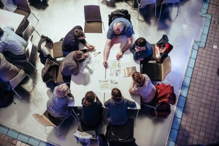 Beteiligungsprozess zur Entwicklung Eichplatzareal Jena