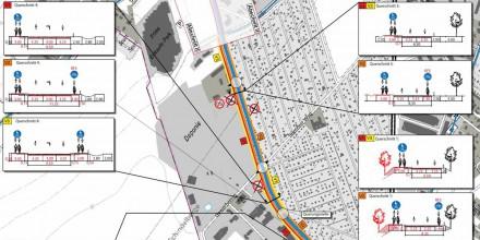Konzept zur Radverkehrsführung in und nördlich Torgau