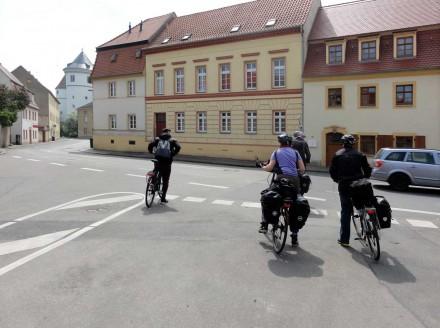 Touristisches Wegeleitsystem für den Radverkehr in Torgau