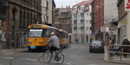 Magistralenmanagement im SOP-Gebiet Georg-Schwarz-Straße
