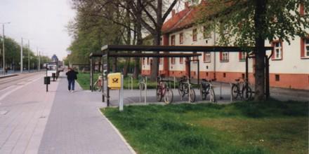 Planung von Bike+Ride-Anlagen