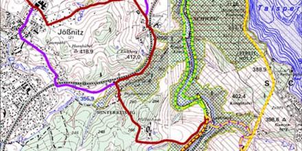 Machbarkeitsstudie Elsterradweg im Vogtlandkreis