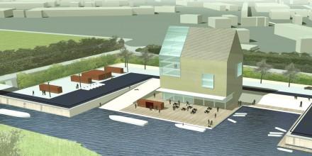 Gutachterverfahren Hafen Leipzig