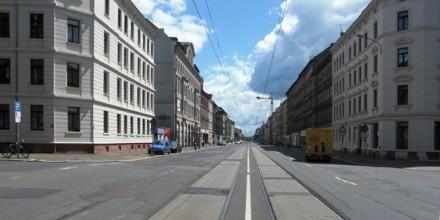 Modellprojekte für die Magistrale Georg-Schumann-Straße
