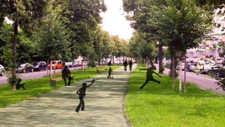 Konzept Freiflächenversorgung in unterversorgten Wohngebieten