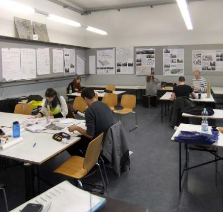 Lehraufträge für städtebaulichen Entwurf an der FH Erfurt