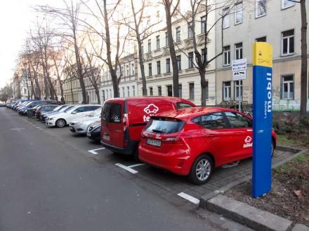 Konzept und Planung Mobilpunkte teilAuto