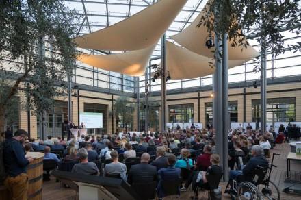 Beteiligungsprozess zur Entwicklung des Stadtraums Bayerischer Bahnhof