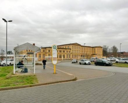 Integriertes Verkehrskonzept für das Bahnhofsumfeld Wittenberge