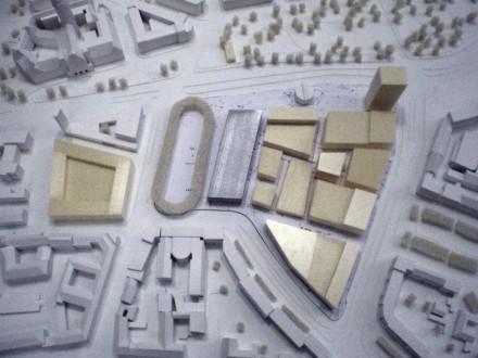 Entwicklung Wilhelm-Leuschner-Platz und Umfeld