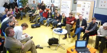 Einzelworkshops, Klausuren und Informations-/Diskussionsveranstaltungen