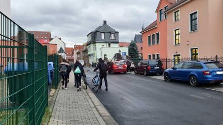 Verkehrskonzept Schulzentrum Pegau
