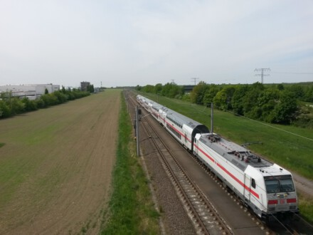 Grundlagenermittlung einer möglichen Verkehrsstation GVZ-Nord/Radefeld