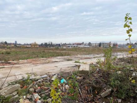 Städtebauliche Studie für ein Areal an der Reicker Straße in Dresden