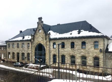 Machbarkeitsstudie Stadtgebiet Bahnhof Suhl