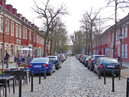 Konzept für die (Um-)Nutzung von Verkehrsflächen in der Innenstadt von Potsdam